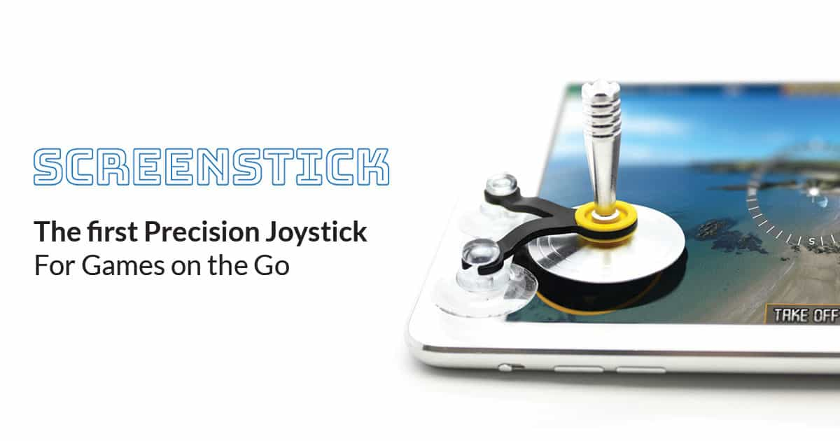 Screenstick Precision Joystick For Smartphones Tablets - Minecraft mit joystick spielen